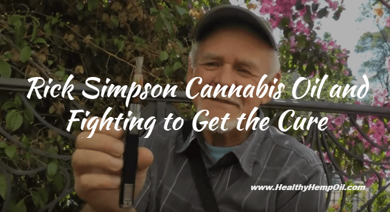 Rick Simpson Oil for cancer treatment